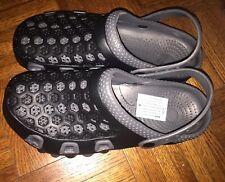 Mens Crocs Style Sandals Unbranded Men Clogs Size 12