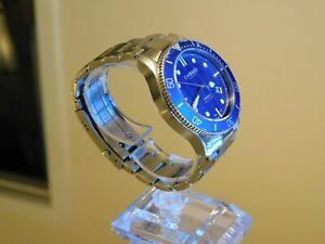 Christopher Ward Rare Trident 300 Mk2 Stainless Steel Bracelet watch no 834.