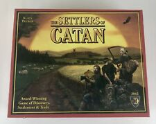 The Settlers of Catan Board Game 3061 Klaus Teuber Mayfair 2007 - 100% Complete