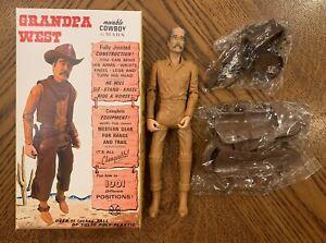 Marx Johnny West Movable Cowboy Grandpa West