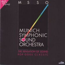 Munich Symphonic Sound Orchestra - Pop goes classic - CD -