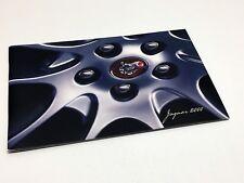 2000 Jaguar S-Type XJ8 Vanden Plas XJR XK8 Coupe XK8 Convertible Brochure