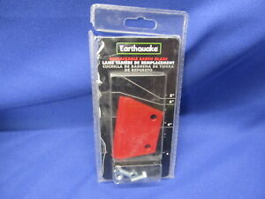 """New Earthquake 6"""" Replacement Earth Blade for Auger w/ Hardware"""