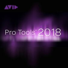 Avid Pro Tools 2018 (Full Version)