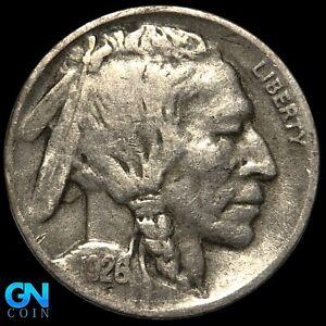 1926 D Buffalo Nickel  --  MAKE US AN OFFER!  #K7801