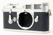 Leica M3 Silver Chrome Rangefinder Film Camera Body from Japan [Good] #T708