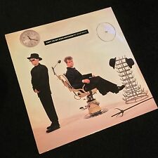 "Pet Shop Boys - Left To My Own Devices Original 12"" Vinyl Near Mint Condition"