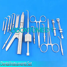 Orthodontic Dental Morrel Manual Automatic Crown bridges Remover Matrix Retainer