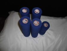 "BLUE ATHLETIC TAPE  36 rolls  1.5""x10yds.  * FIRST QUALITY *"