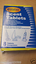 VACUUM CLEANER SCENT TABLET TABLETS Hoover Eureka Electrolux Santaire Dyson
