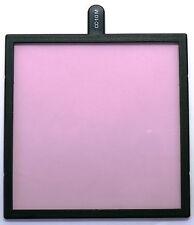 Sinar Color Control correction filter 125mm CC10M Formatt Magenta 547.91.210
