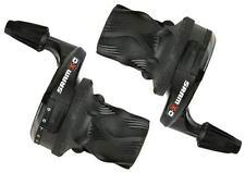 SRAM X.0 3x9 Speed Twist Grip Shift Shifter Set Left + Right X.O X0
