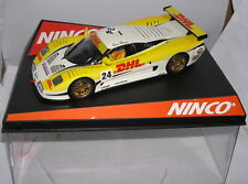 NINCO 50479 SLOT CAR MOSLER MT-900R #24 DHL S.LEMERET-V.RODERMECKER MB