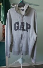 GAP Men's Grey Hoodie XL Bn 2xL 50 ins chest