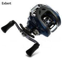 High Speed, Fishing Baitcasting Reel, Water Drop Wheel, Left / Right Hand, 6.3:1