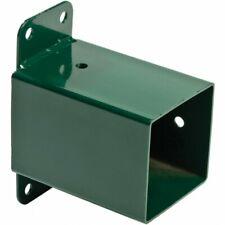 Wandverbinder - grün - Anbauschaukel Schaukelverbinder 9x9