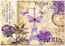 Decoupage-Bastelpapier-Softpapier-Vintage-Paris-12707
