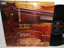 HQM 1124 Fiorillo Kreutzer Rode Etudes Studies Caprices Steven Staryk Violin