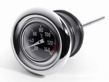 Öltemperatur Anzeige Ölthermometer für Harley-Davidson Sportster Softail