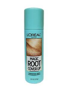 L'Oreal Paris Magic Root Cover Up Gray Concealer Spray Light/Medium Blonde Hair