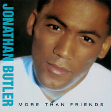 "12"" Jonathan Butler More Than Friends (Breaking Away) 80`s Jive Records"