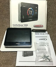 Lennox 13H13 Comfort Sense 5500 Touchscreen Multi Stage Thermostat New