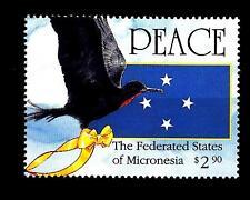 """MICRONESIA - 1991 - Omaggio a Micronesiani della """"Guerra del Golfo"""""""