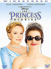 The Princess Diaries (NEW & SEALED DVD, 2003, Widescreen) FREE SHIPPING