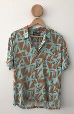 Double Rainbouu Aqua Bamboozy Hawaiian Shirt Unisex