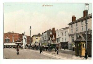 Maidstone Kent Vintage Postcard Blum & Degen 460c