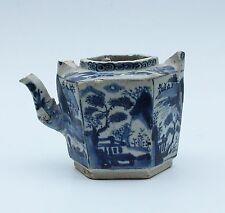 Tea Pot/Set Pre-1800 Antique Chinese Porcelain