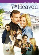 7TH HEAVEN SEASON 11 New Sealed 5 DVD Set