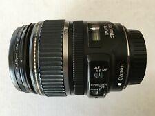 Canon EF-S 17-85mm F/4-5.6 IS USM Lens with Hi-End Hoya UV filter