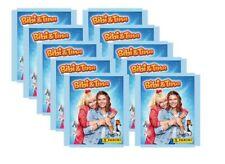 Panini Bibi und Tina Sticker Serie 2020 - 10 Stickertüten je 5 Sticker