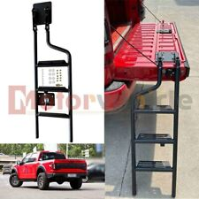 Auto Pickup Truck Step Tailgate Ladder For Ford F150 2015-2021