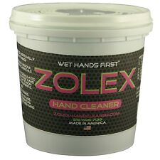 Zolex Hand Cleaner - Case of 8 Workman-sized 1.5 lb Tubs (Zl15Lbcase)