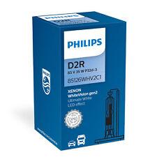 Philips Xenon WhiteVision gen2 HID Car Headlight Bulb D2R (Single) 85126WHV2C1