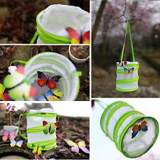 Butterfly Firefly Insect Pop Up Cage Habitat Terrarium Garden Playing Kids Toys