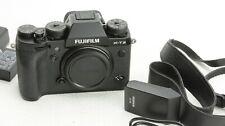 Fujifilm X-T2 24.3MP Spiegellose Digitalkamera, black
