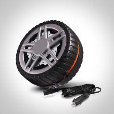 LED Light Mini Car Air Compressor 12V Portable Electric Wheel Tire Tyre Pump NEW