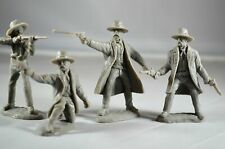 Toy Soldiers of San Deigo TSSD Tombstone Series 1 Set 21 Wyatt Earp Doc Holliday