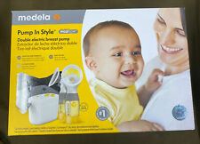 Medela Pump In Style - Double Electric Breast Pump with MaxFlow Technology...NEW