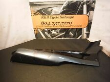 1993 93 Kawasaki Ninja ZX600 ZX 600 ZX6 Right Rear Tail Fairing Plastic Panel