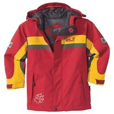 Jack Wolfskin Giacca per bambini Bambini Nimbus, mis. 164, in. Rosso