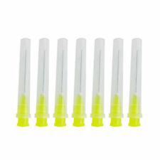 100x Dental Endo Irrigation Needle Disposable Syringe Tips 30g Notched