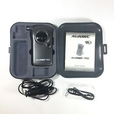 AlcoHawk Pro Breathalyzer D11 Euc