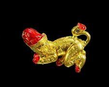 Phraya Thorn God Paladkik LP Sunthorn Thai Amulet Wealth Luck Magic Penis Rich