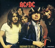 "Cd Ac/dc ""highway to Hell"" 10 titres Digipack / Epic TB Etat"