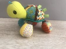 Infantino Mirror Turtle Friend Toy
