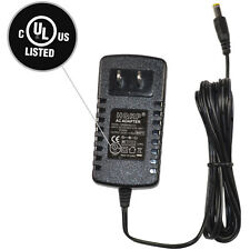 HQRP 9V Replacement AC Adapter for Casio CT, CTK, LK Series Keyboard (UL Listed)